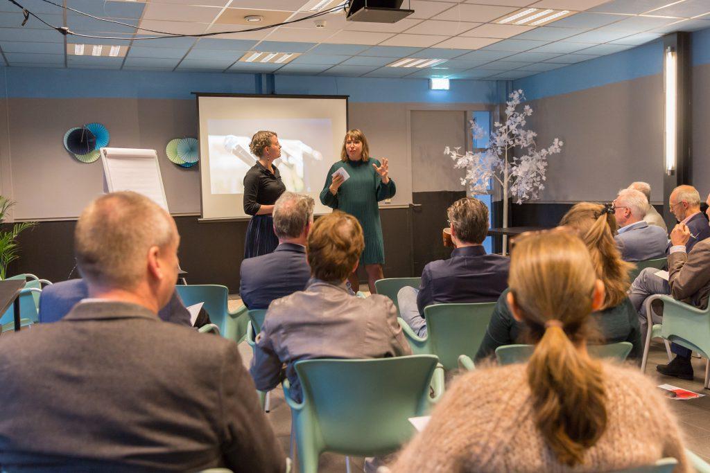 Eveline Mos & Anna Schakel presenteren Glorieus Falen november 2019